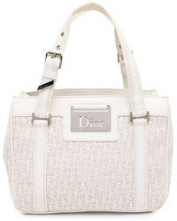 Dior - プレオウンド トロッター ハンドバッグ - Lyst