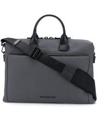 Troubadour Pathfinder Slim Briefcase - Green