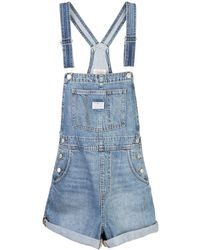 Levi's Vintage Shortall ロンパース - ブルー