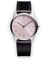 Uniform Wares 'C33' Armbanduhr - Schwarz