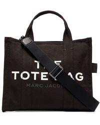 Marc Jacobs ブラック The Small Traveler トート