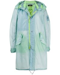 Stone Island Shadow Project Lightweight Parka - Green