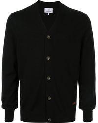 Calvin Klein Кардиган С Вышитым Логотипом - Черный