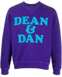 DSquared² - Dean & Dan スウェットシャツ - Lyst