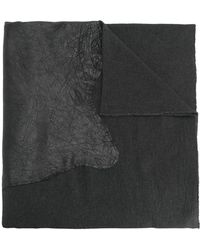 Cutuli Cult - Distressed Detail Large Scarf - Lyst