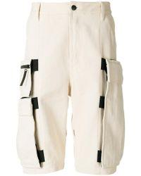 G-Star RAW - Research Aux Lanc Bermuda Shorts - Lyst