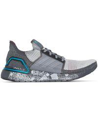adidas Zapatillas UltraBoost Falcon de x Star Wars - Gris