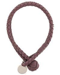 Bottega Veneta - Intrecciato Bracelet - Lyst
