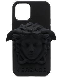Versace メデューサ Iphone 12 Pro ケース - ブラック