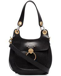 Chloé Small Tess Hobo Bag - Black