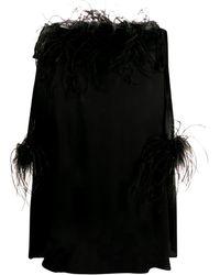 Gilda & Pearl Esme シルク スカート - ブラック