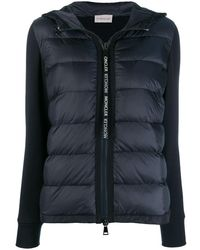 Moncler Synthetic 'bethil' Padded Jacket Lyst