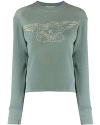Yeezy Sweat Eagle and Snake - Multicolore