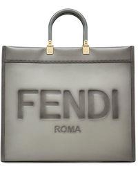 Fendi - Grand sac cabas Sunshine - Lyst