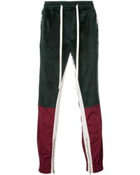 God's Masterful Children Varsity Track Pants - Green