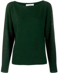 Fabiana Filippi Soft Knit Sweater - Green