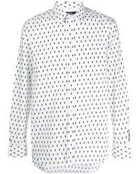 DIESEL - Overhemd Met Print - Lyst