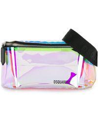 DSquared² Iridescent Belt Bag