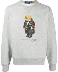 Polo Ralph Lauren - Толстовка С Графичным Принтом - Lyst