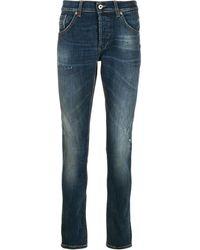 Dondup 'Ritchie' Jeans - Blau