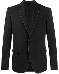 Fendi シングルジャケット - ブラック