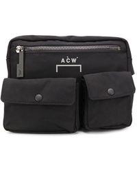 A_COLD_WALL* Belt Bag - Black
