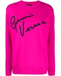 Versace Gianni スウェットシャツ - ピンク