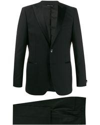 Tonello Costume classique - Noir