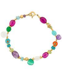 Katerina Makriyianni - Summer Stone Bracelet - Lyst