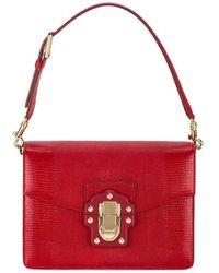 Dolce & Gabbana Borsa 'Lucia' - Rosso
