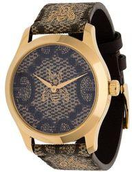 Gucci G-タイムレス 腕時計 - マルチカラー
