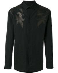 Haider Ackermann - Embellished Shirt - Lyst