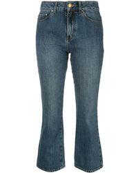 Co. High Waisted Jeans - Blue