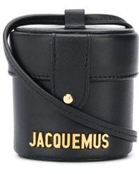 Jacquemus 'Le Vanity' Mini-Tasche - Schwarz