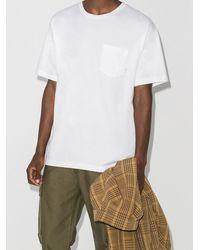 WTAPS Klassisches T-Shirt - Weiß
