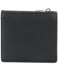 Maison Margiela 二つ折り財布 - ブラック