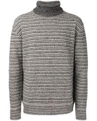 Stephan Schneider - Striped Turtleneck Sweater - Lyst