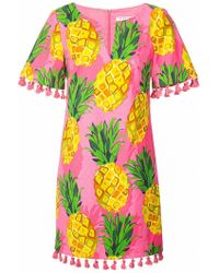 Trina Turk - Pineapple Print Dress - Lyst