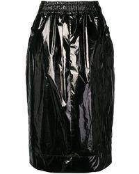 Kwaidan Editions ミディスカート - ブラック