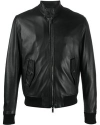 Tagliatore Куртка Ethan - Черный