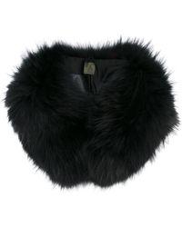 Mr & Mrs Italy - Rabbit Fur Collar - Lyst