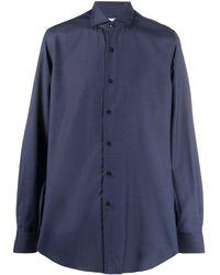 Xacus Klassisches Hemd - Blau