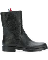 Moncler - ミッドカーフブーツ - Lyst
