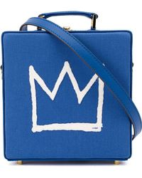 Olympia Le-Tan - Basquiat Shoulder Bag - Lyst