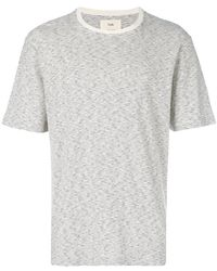 Folk - Fine Stripe T-shirt - Lyst