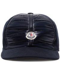 Moncler - Cappello da baseball - Lyst