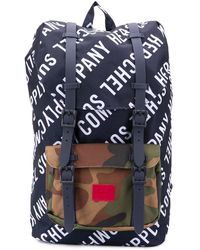 Herschel Supply Co. 'Little America' Rucksack - Blau