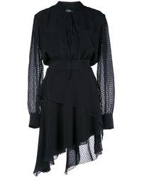 Amiri ドット ドレス - ブラック