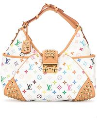 Louis Vuitton 2010 Chrissie Mm Shoulder Bag - Multicolor
