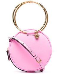 Versace メデューサ ショルダーバッグ - ピンク